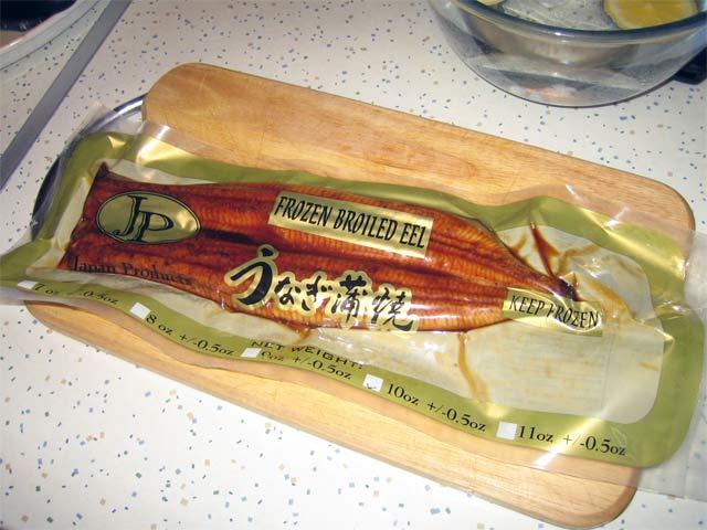 Угорь для суши - где купить и как готовить