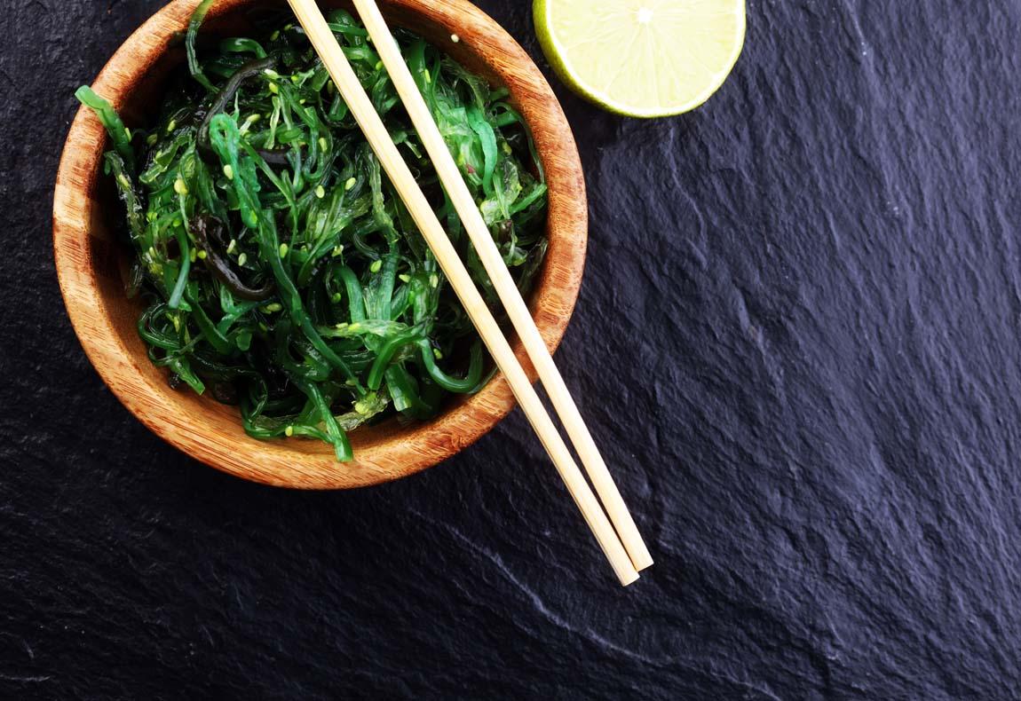 Из чего делают салат чука