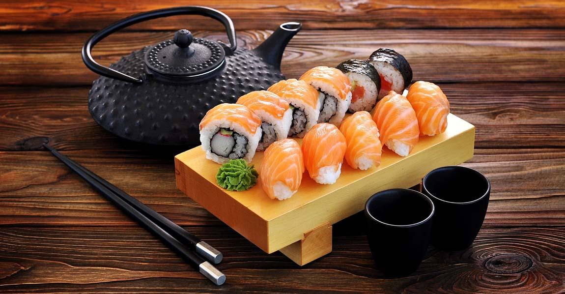 Как выбрать посуду для суши и роллов?