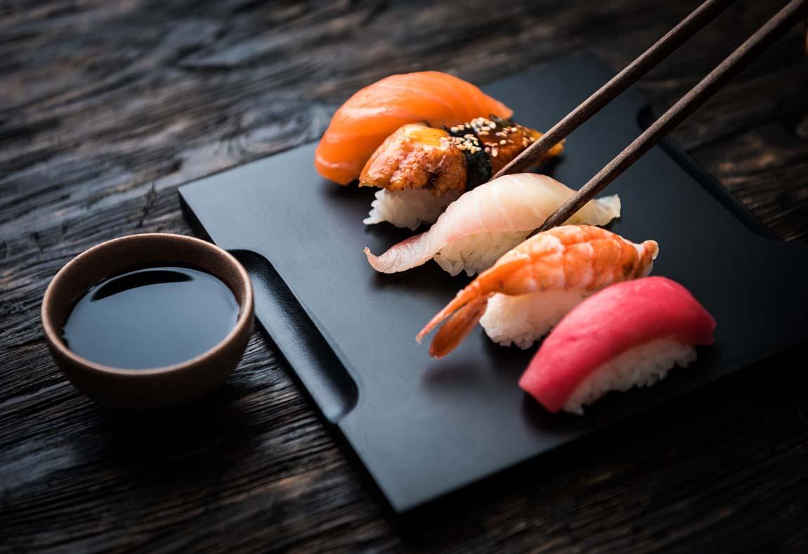 Что нужно для суши в домашних условиях