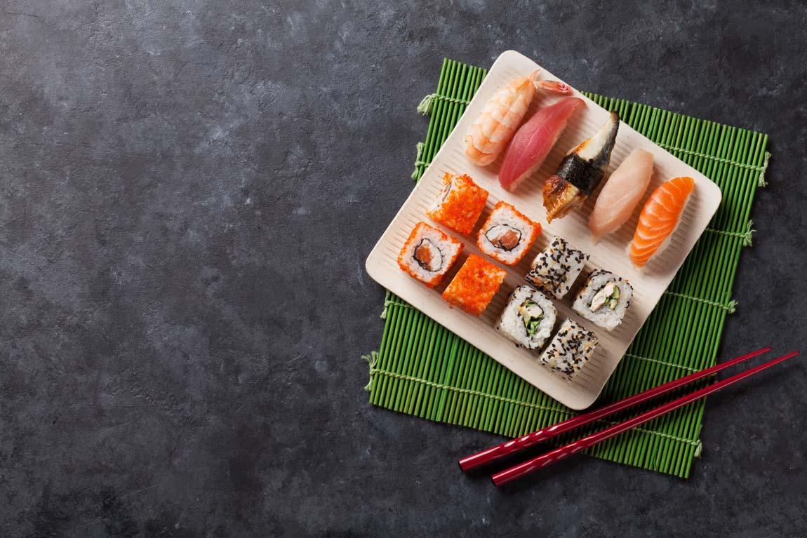 Что понадобится для приготовления суши?
