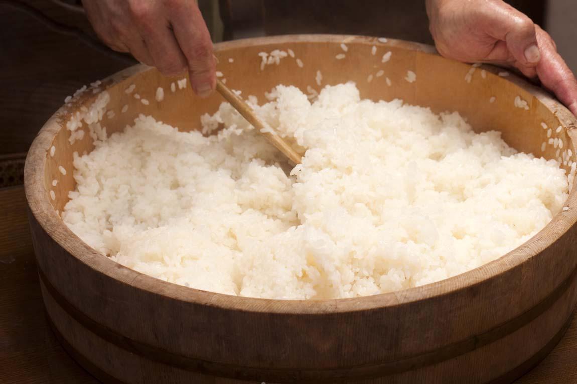 3 рецепта приготовления риса для суши