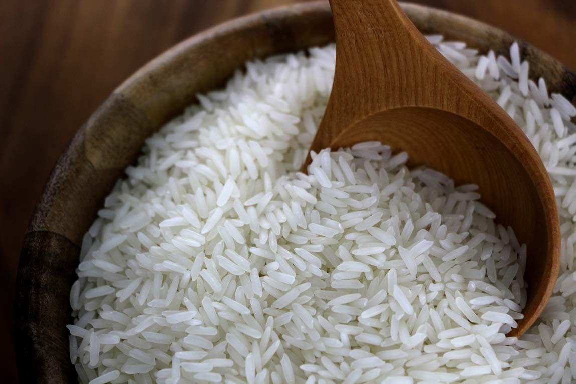 Сколько калорий в рисе вареном с разными продуктами