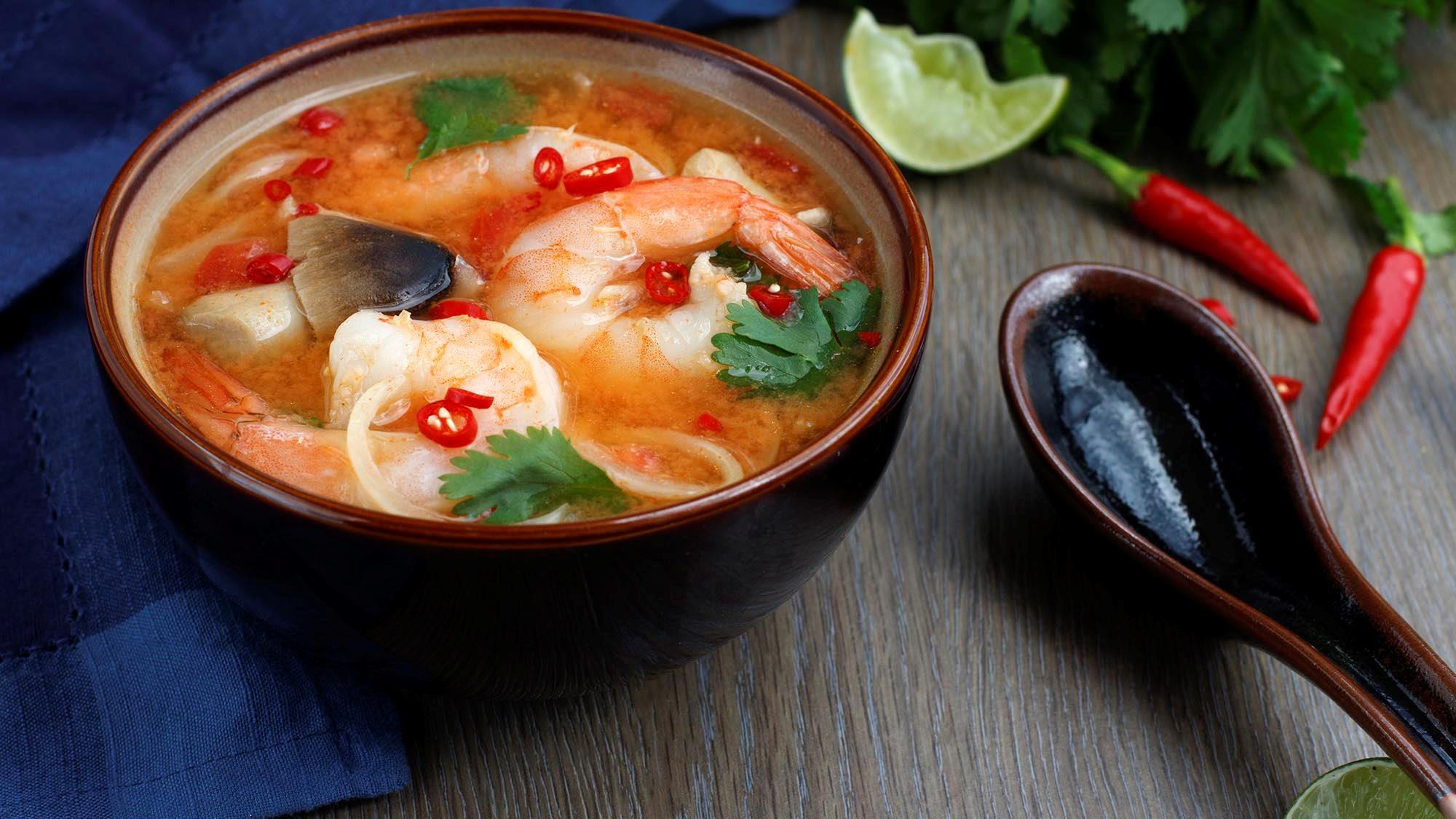 повезло, суп том ям рецепт с картинками жадеит