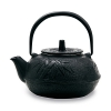 Чугунный чайник 600мл черный