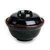 Супница Мисо 400мл (Black & Red)