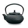 Чугунный чайник 300мл черный