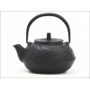 Чугунный чайник 800мл черный