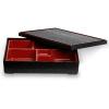 Ланч бокс (5 отделений) Black & Red
