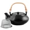 Чайник с ситом 650мл (Kyoto Black)